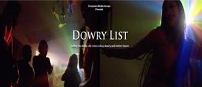DOWRY LIST